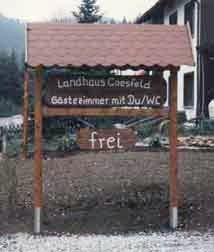 Rustikale Gartenmbel - Vieles aus Holz ...